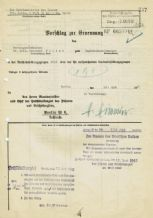 Heinrich Himmler Autograph Document Signed